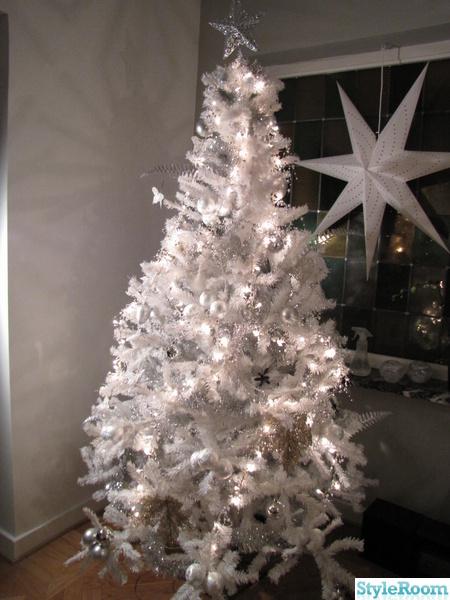 julgran,julgranspynt,plastgran,vit julgran