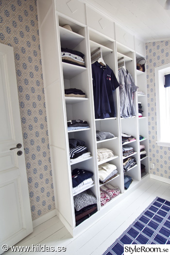 Walk in closet klädkammare   inspiration och idéer till ditt hem