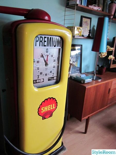 50-tal,retro,nostalgi,bensinpump,ljungmans star 76