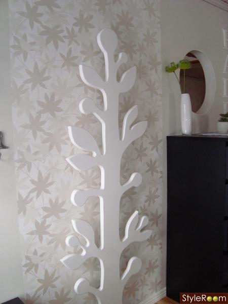 Vägglampa som ett träd Diskutera Detaljer på StyleRoom