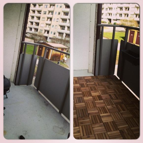 balkong,balkonggolv,trall,trallgolv,trallgolv balkong