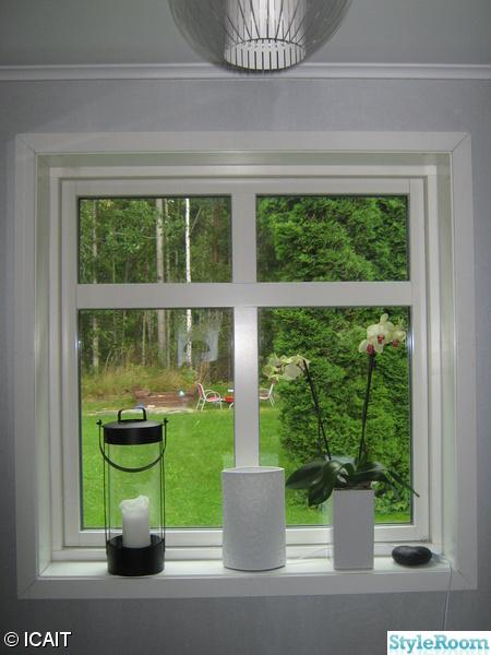 Inspirerande bilder på fönster utan fönster
