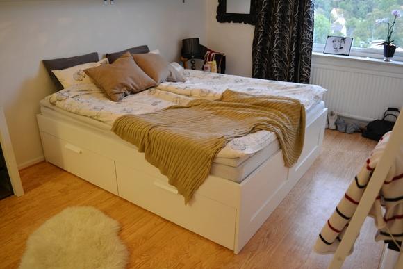Brimnes sängstomme Inspiration och idéer till ditt hem