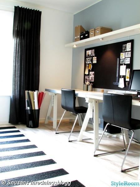 arbetsrum,kontor,skrivbord,anslagstavla,spotar