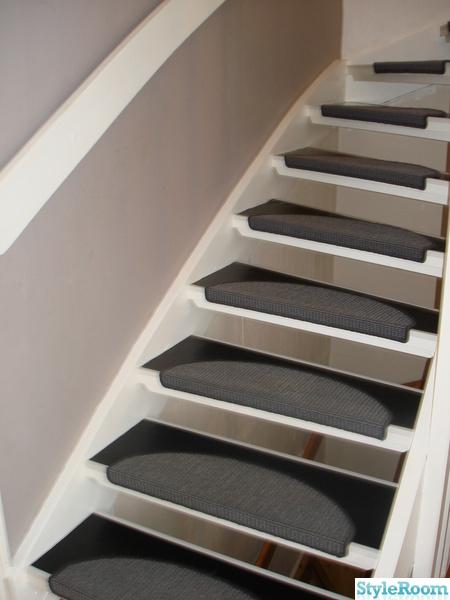 trappan efter