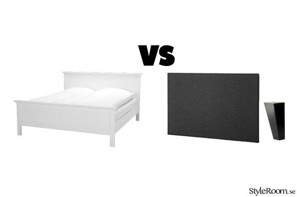 Sängstomme eller sänggavel? Diskutera Inredningshjälp på StyleRoom