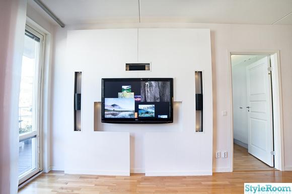 tv vägg