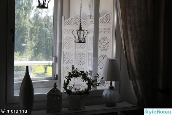 lampa,blomma,krona,gardin