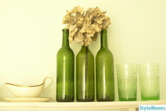 Inspiration Kok Dekoration : inspiration kok dekoration  Dekoration flaskor Inspiration och