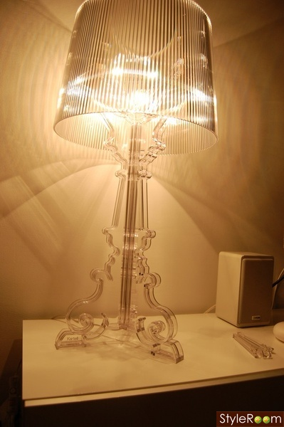 kartell,lampa
