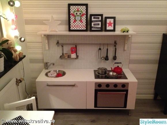 barnkök,barnspis,barnrum,ugn,mosaik