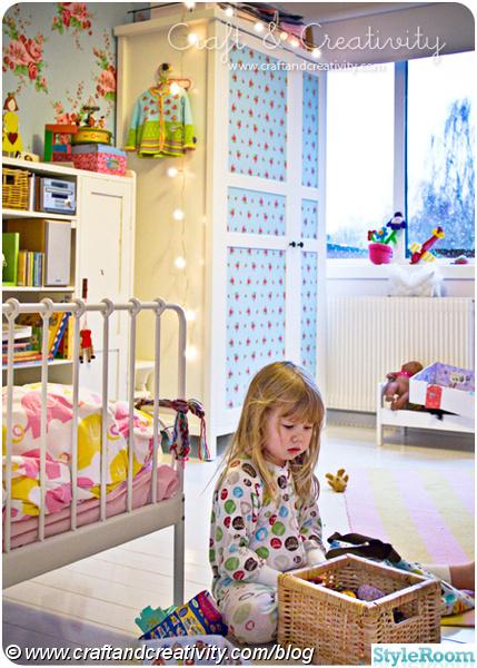 barnrum,garderob,skåp,säng,lekrum