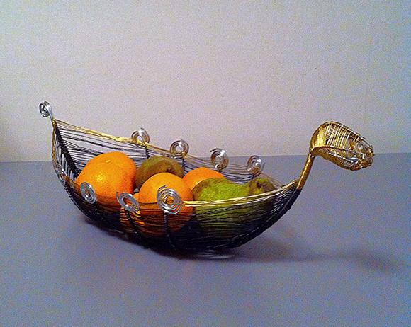 skålar,båttema,båt,fruktskål,vardagsrum