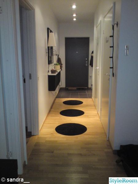 långa mattor till hallen