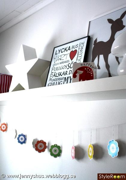 stjärnlampa poster tavla cult design
