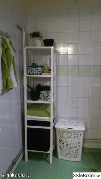 badrumshylla,renovering,etta,före och efter,vitt