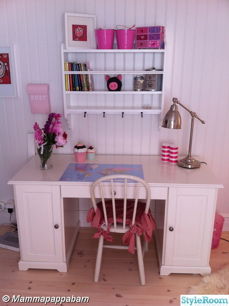Skrivbord för barn  Inspiration och idéer till ditt hem