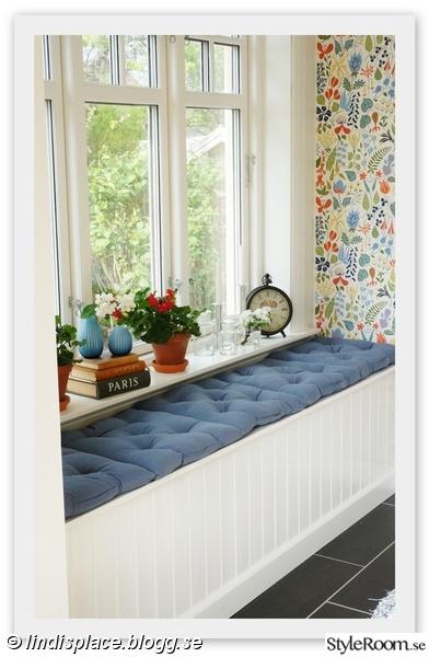 bänk till kök ~ platsbyggd bänk  inspiration och idéer till ditt hem