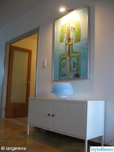 Målning av skåp Inspiration och idéer till ditt hem