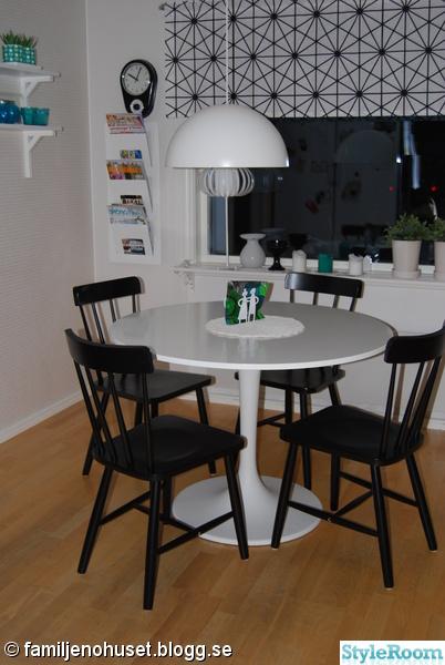 Litet svart bord u2013 Möbel för kök, sovrum