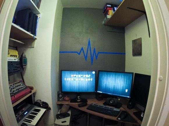 studio,klädkammare,datorhörna,compact living