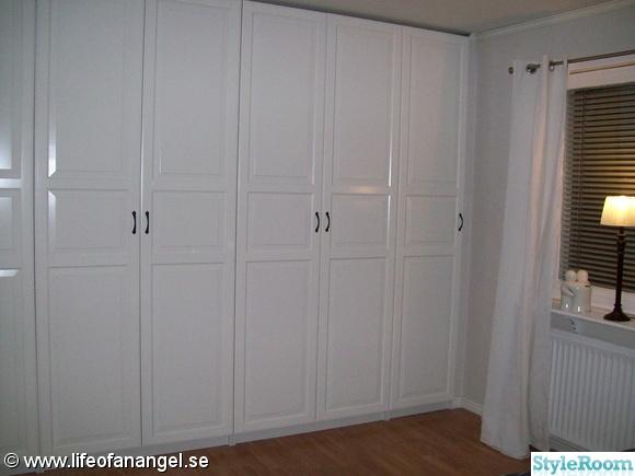 garderob,garderober,pax,hemnes,garderobsdörrar
