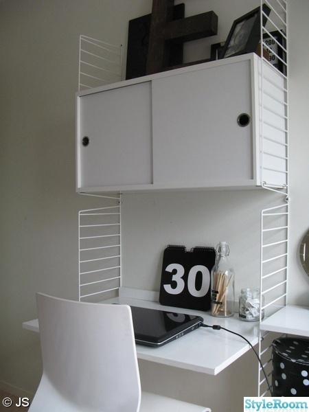 String skrivbord  Inspiration och idéer till ditt hem