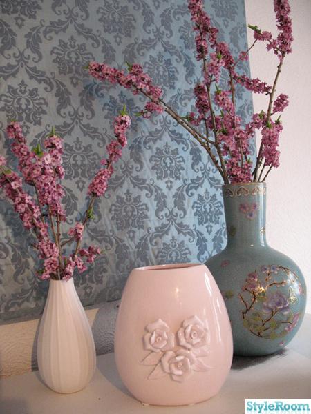 blommor,turkost,vardagsrum,rosa,japanskt