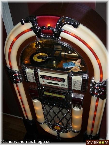 rockabilly,cd-spelare,rock 'n' roll,jukebox