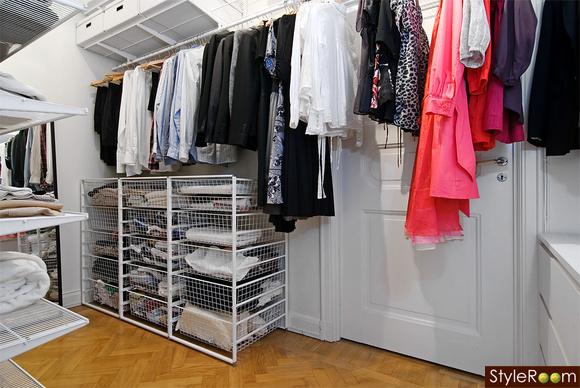 klädkammare,walk-in-closet,förvaring