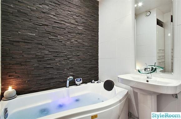Vitt Furutak : Spotlights badrum  Inspiration och idoer till ditt hem