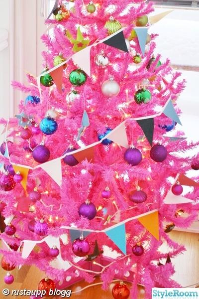 vimplar,vimpel pappersvimplar,julgrans vimpel,julkulor,guld
