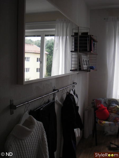 Inspirerande bilder på hänga tvätt