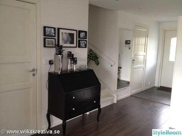 Golv I Kok Och Vardagsrum : Kuva golv  Nedervoningen i radhuset, kok, vardagsrum och hall