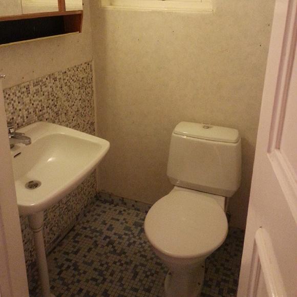 toalett,lilltoa,budgetrenovering,lightrenovering,mosaik