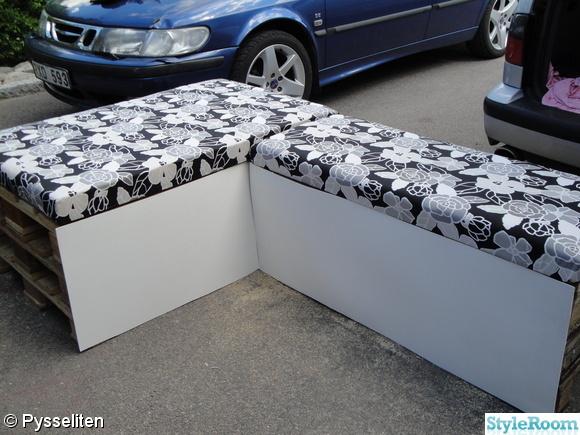 Soffa Lastpallar Inspiration Och Inredningstips