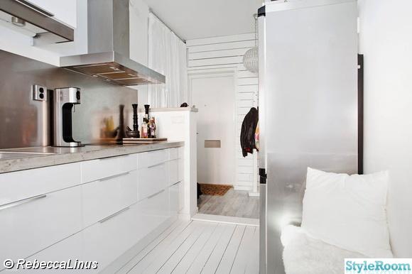 bänk skiva kök ~ inspirerande bilder på högblankt kök