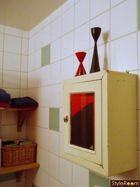 Bild på retro Badrummet av janindian