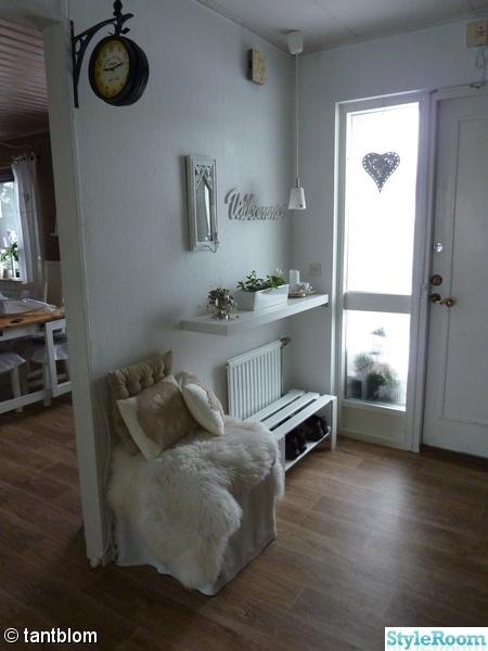 Vit skohylla Inspiration och idéer till ditt hem