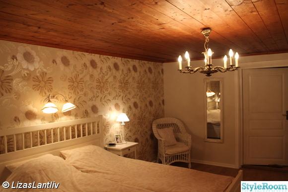 Bild på korgstol Vårt sovrum! av LizasLantliv
