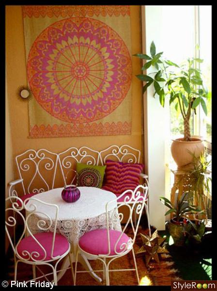 balkong,rosa,mys