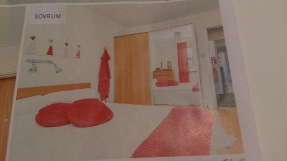Vit sänggavel i skinn Inspiration och idéer till ditt hem