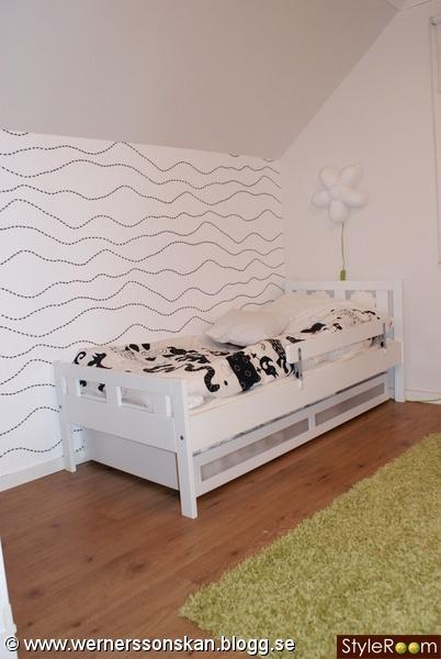 Sovrum barn Inspiration och idéer till ditt hem