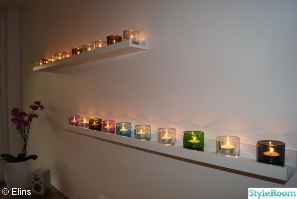 Kivi ljuslyktor  Inspiration och idéer till ditt hem