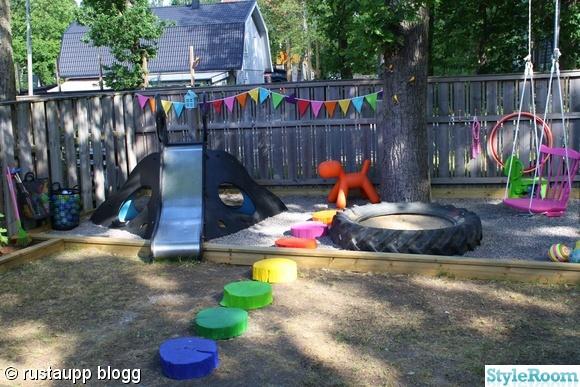 lekplats,puppy,stubbar,färg,lekfullt