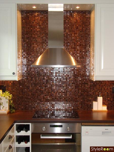 Kok Kakel Mosaik : kok,mosaik,kakel,brunt,floktkopa