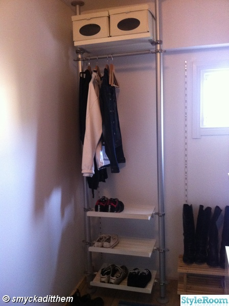 Bild på skohylla Walk in closet av nina77