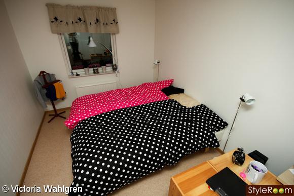 sovrum,täcke,kuddar