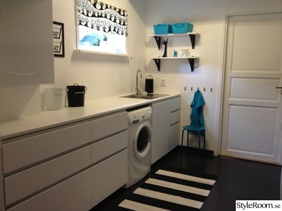 tvättstuga,turkost