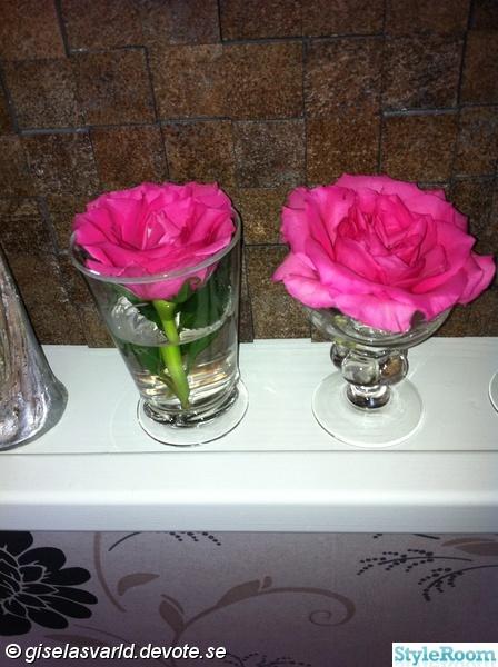 badrum,blommor,glas